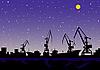 Night port