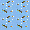 Vector clipart: Freshwater fish