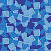 Vector clipart: Square chips