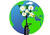 Vector clipart: Peace on Earth