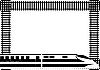 Vector clipart: Rail passenger transport