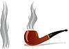 Vector clipart: Smoking Pipes