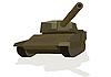Vector clipart: Tank