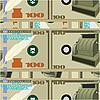Vector clipart: The money