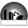 Vector clipart: Construction machinery