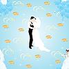 Vector clipart: Wedding