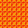 Векторный клипарт: Красный абстрактный узор