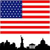 Векторный клипарт: Соединенные Штаты