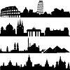 Vector clipart: Architecture