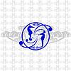 Vector clipart: Seahorses