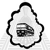 Vector clipart: Rail transport