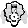 Vector clipart: Piston