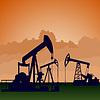 Векторный клипарт: Нефтяная промышленность