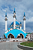 Kul Sharif mosque in Kazan | Stock Foto