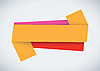 Vector clipart: paper figures