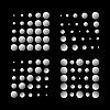 Vector clipart: balls