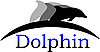 Vector clipart: Dolphin