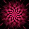 Векторный клипарт: абстрактные темные пурпурно-розовые обои