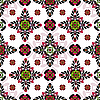Vector clipart: Seamless geometric motley pattern