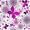 Seamless valentine pattern | Stock Vector Graphics
