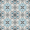 Vektor Cliparts: Grau seamless pattern