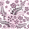 Vector clipart: Seamless pink pattern