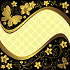 Vector clipart: Decorative frame