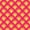 Vector clipart: Repeating geometric pattern