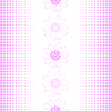 Vector clipart: Repeating pink-white pattern