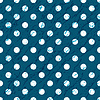 Vector clipart: Blue repeating grunge pattern