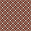 Vector clipart: Brown seamless pattern