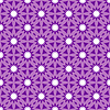 Vector clipart: Repeating floral ornament