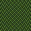Vector clipart: Black-green repeating ornament