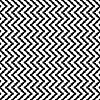 Vector clipart: Seamless black-white pattern