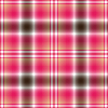 Vector clipart: Seamless pink checkered pattern