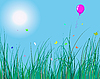 Vector clipart: air balloon