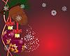 Vector clipart: christmas balls
