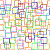Vector clipart: rectangles background