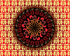 Vector clipart: swirl background