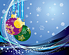 ID 3101040 | Christmas balls | Stock Vector Graphics | CLIPARTO