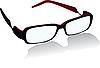 Vektor Cliparts: Brille