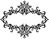 Vektor Cliparts: gothic Rahmen