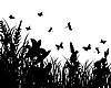 Vector clipart: meadow