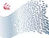 Векторный клипарт: простой абстрактный дизайн