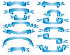 Vector clipart: tapes set
