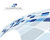 Векторный клипарт: бизнес мозаичный фон