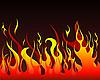 ID 3157213 | Fire background | Stock Vector Graphics | CLIPARTO