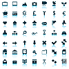 Web icons set | Stock Vector Graphics