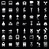 Vector clipart: web icons set