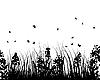 Vector clipart: summer meadow